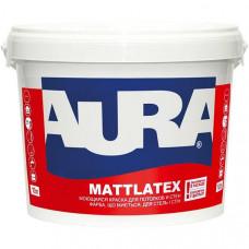 Краска матовая AURA MATTLATEX 10 л
